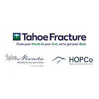 Tahoe Fracture and Spine Nevada Merge Under HOPCo Platform to Create the Largest Musculoskeletal Care Platform in the State of Nevada
